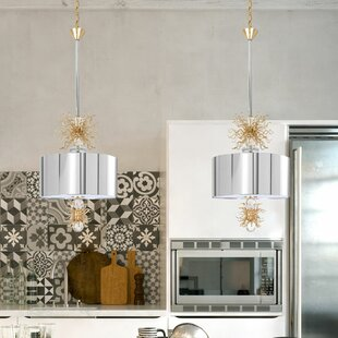 Everly Quinn Kring 2-Light Pendant