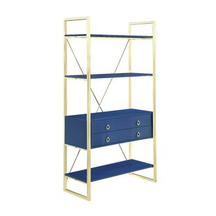 Clarksburg Etagere Bookcase by Everly Quinn