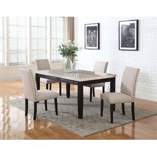 Dinette 5 Piece Dining Set BestMasterFurniture
