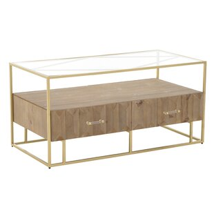 Rane Coffee Table With Storage By 17 Stories