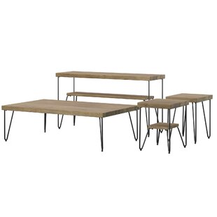 Mcfarlane 4 Piece Coffee Table Set