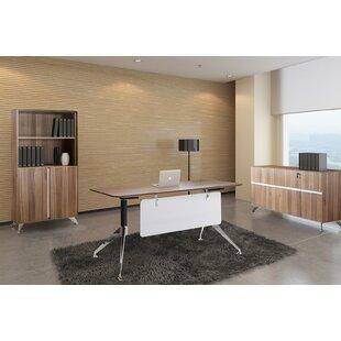 Haaken Furniture Manhattan 3 Piece Office Suite