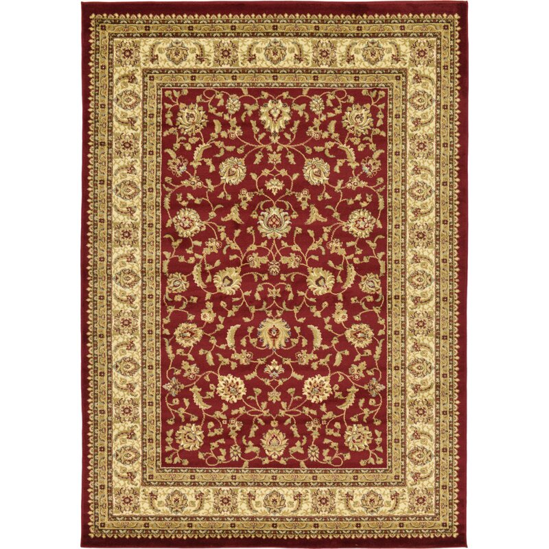 Fairmount Oriental Multicolor Area Rug