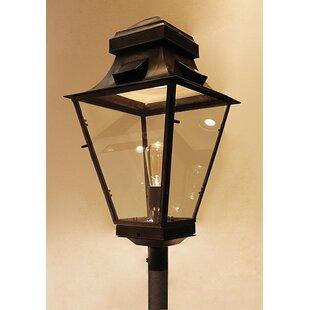 Streetsboro 1 Light Post Light By Rosalind Wheeler