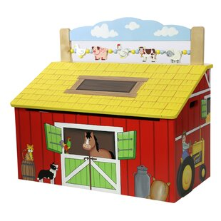 Happy Farm Toy Box By Fantasy Fields