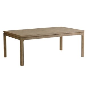 Shadow Play Concorder Extendable Dining Table Lexington