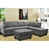 sectional leather sleeper
