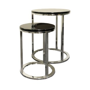 Donna 2 Piece Nest Of Tables By Zipcode Design