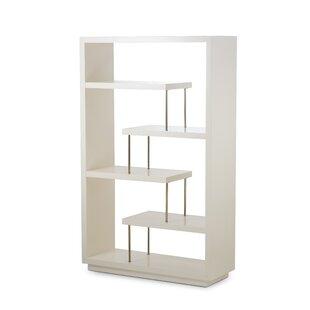 Maison 55 Geometric Bookcase by Resource Decor