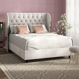 Darrie Upholstered Standard Bed by Willa Arlo Interiors