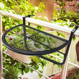 Valleywood Folding Metal Balcony Table By Sol 72 Outdoor