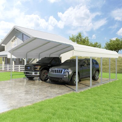 Carports, Car Shelters & Portable Garages You'll Love ...