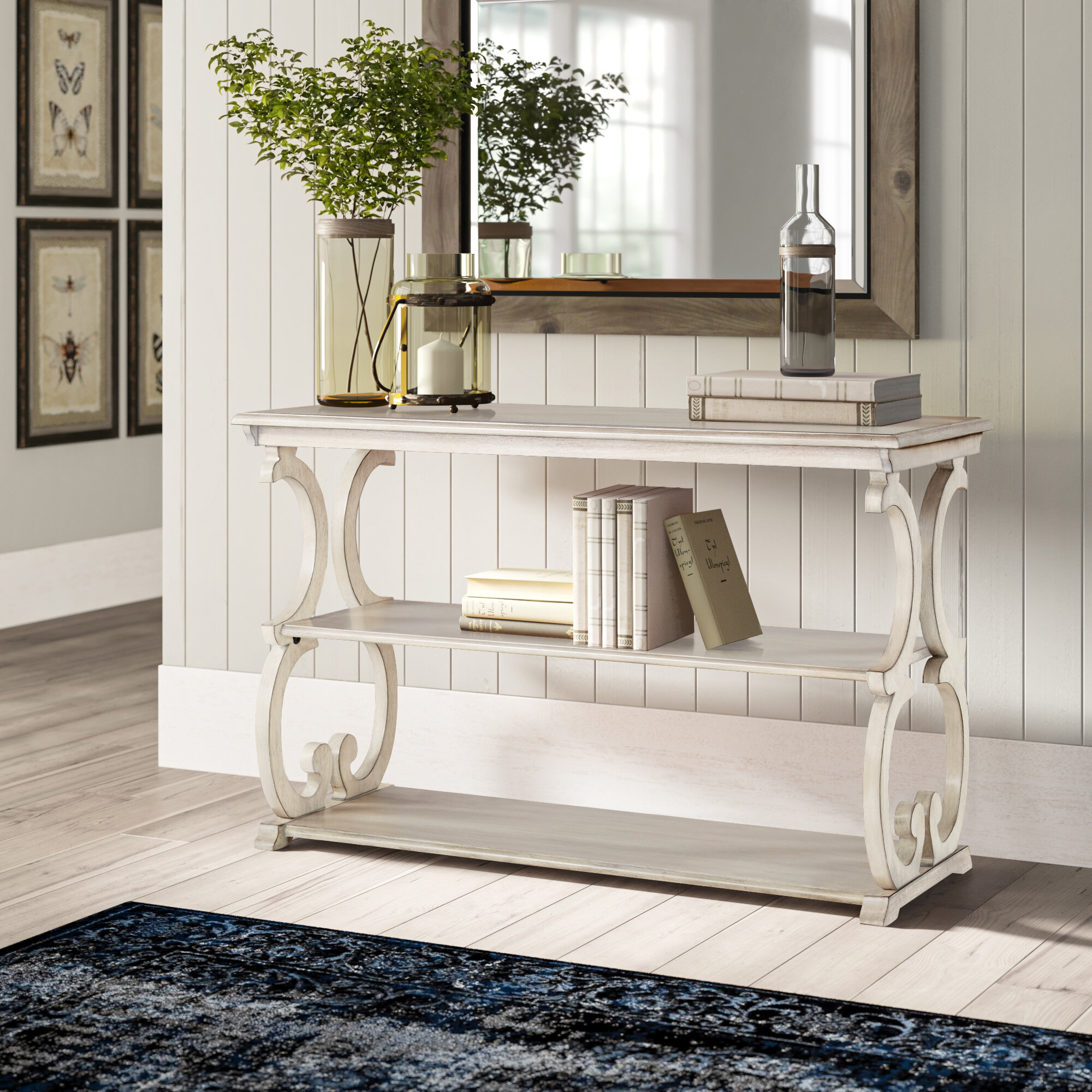 Braden 48 Console Table Reviews Birch Lane