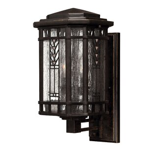 Read Reviews Westberry 3-Light Outdoor Sconce By Loon Peak
