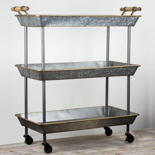 Gracie Oaks Lurie 3 Tier G..