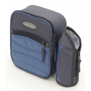 Lunch Bag With Removable Bottle Holder Picnic Cooler By Symple Stuff