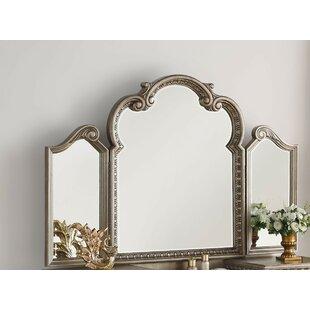 Rosdorf Park Deems Vanity with Mirror
