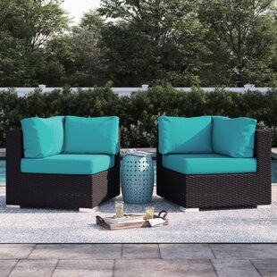 Brentwood Corner Chair with Cushions