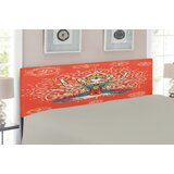 Yoga Queen Upholstered Panel Headboard by East Urban Home