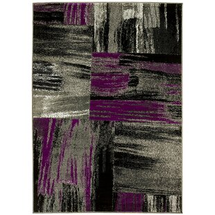 Price Check Purple Area Rug ByBrady Home