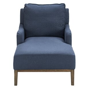 Best Deals Melrose Chaise Lounge by Laurel Foundry Modern Farmhouse Reviews (2019) & Buyer's Guide