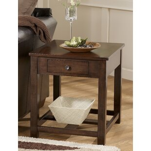 Eastin End Table by Darby Home Co