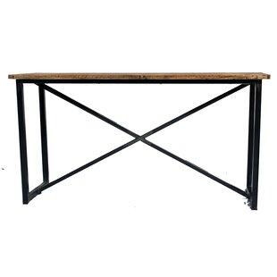 Union Rustic Bryana Rectangle Console Table