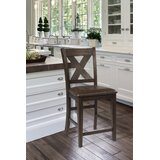 Balthrop Spencer Bar Stool (Set of 2) by Gracie Oaks