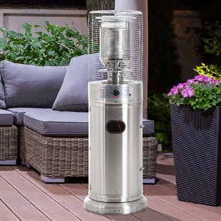 Propane Patio Heater By Vintage Boulevard