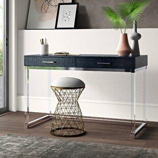 Rhawnhurst Contemporary Writing Desk by Mercury Row