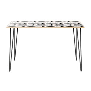 Hukill Dining Table Bungalow Rose