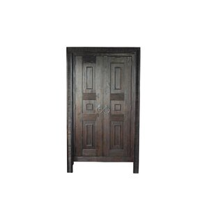 Compare prices Loughman Wardrobe Armoire ByWorld Menagerie