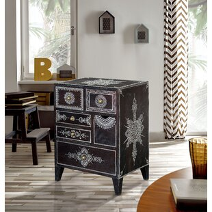 Francine 6 Drawer Chest By World Menagerie