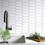 """Elixir 2"""" x 4"""" Porcelain Mosaic Tile"""