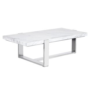 Compare prices Club Tribecca Coffee Table By Sunpan Modern