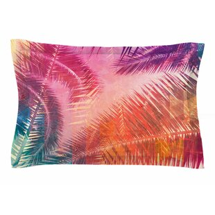 Cafelab 'Pop Tropical' Abstract Sham
