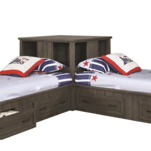 Loma Twin Bookcase Headboard by Three Posts Baby amp Kids