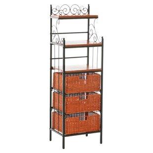 Wildon Home ® Maybelle Storage Baker's Rack