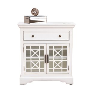 Giroux Entryway 1 Drawer Accent Chest by Breakwater Bay