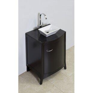 Ceramic Rectangular Vessel Bathroom Sink ByAmerican Imaginations
