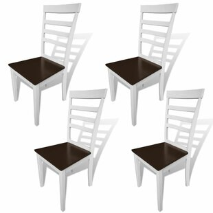 Delarosa Solid Wood Dining Chair (Set of ..