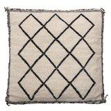 Gibb Geometric Throw Pillow