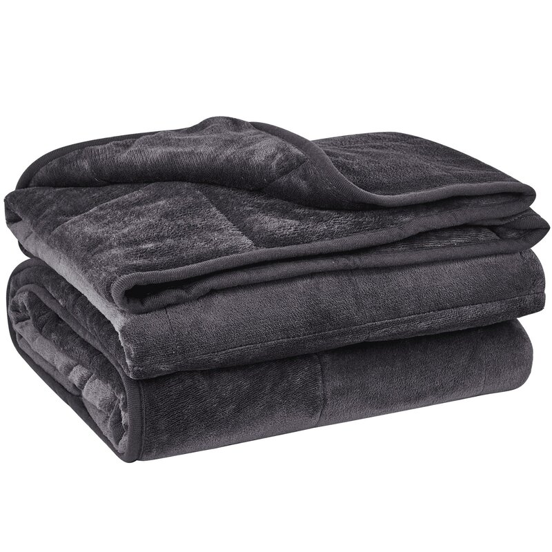 Beulah Quilted Weighted Blanket