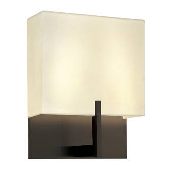 Planes 2 Light Led Dimmable Hardwired Wallchiere Allmodern