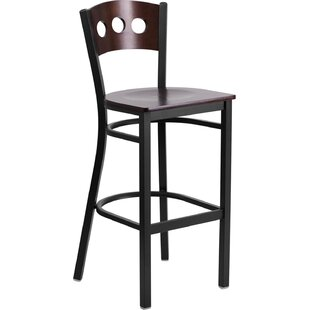 Lomonaco 30 Bar Stool Winston Porter