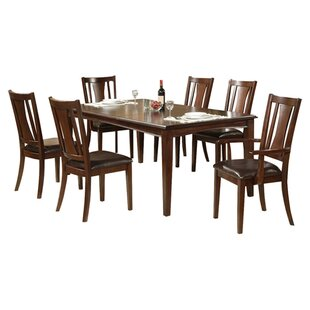 Bradbury Dining Table Alpine Furniture