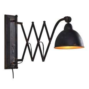 Williston Forge Tarbox 1-Light Swing Arm Lamp