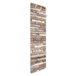 Turkey Woodwall Wall Mounted Coat Rack By Symple Stuff
