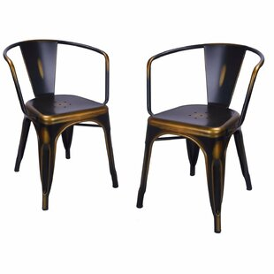 Halley Metal Dining Chair (Set of 2)