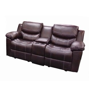 Shop Broomfield Power Motion Reclining Loveseat by Winston Porter